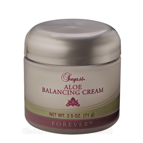 Kem dưỡng da cân bằng Sonya Aloe Balancing Cream