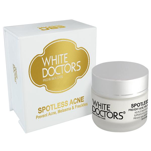 White Doctors Spotless Acne kem giảm thâm do mụn hiệu quả