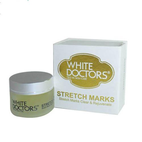 White Doctors Stretch Marks Kem hỗ trợ trị rạn nứt da hiệu quả