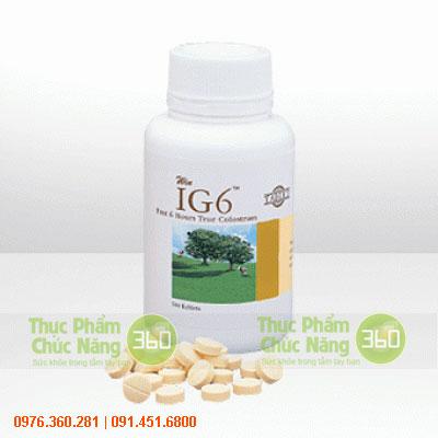 Sữa non Win IG6 - Cung cấp dinh dưỡng cho bé