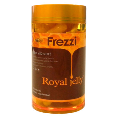 Sữa ong chúa Royal Jelly Frezzi