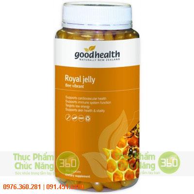 Sữa Ong Chúa Royal Jelly - Good Health