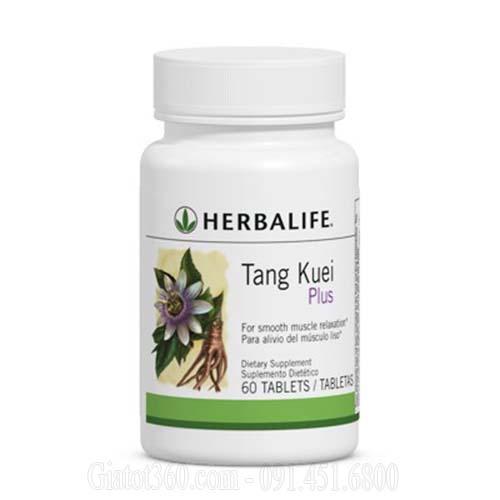 Herbalife Tang Kuei Plus Giúp cân bằng nội tiết, hỗ trợ sinh lý nữ
