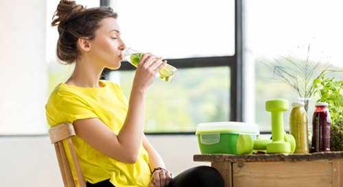 Thức uống giải độc cơ thể vừa giúp giảm cân hiệu quả