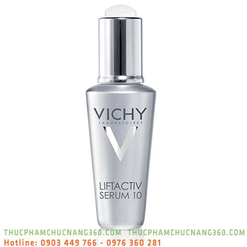 Tinh Chất Chống Nhăn Làm Săn Da Trẻ Hóa Da Vichy Liftactiv Serum 10