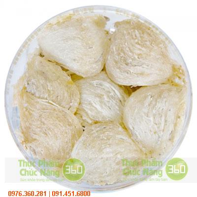 Tổ yến trắng tinh chế 100g Khánh Hòa