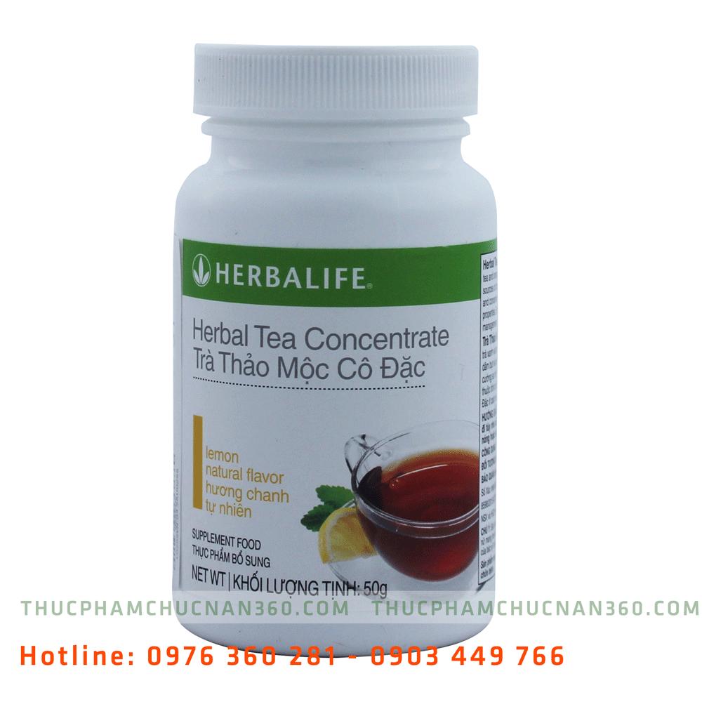 Herbal Tea Lemon - Trà Thảo Mộc Hương Chanh Tự Nhiên