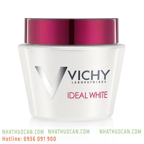 Kem Dưỡng Trắng Da Ban Đêm Mặt nạ ngủ Vichy Ideal White Meta Whitening Sleeping Mask