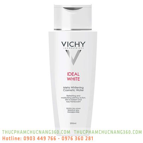 Tinh Chất Làm Trắng Da & Giảm Thâm Nám Vichy Ideal White Meta Whitening Cosmetic Water