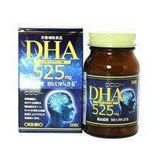 Thuốc bổ não tăng cường trí nhớ Orihiro DHA 525 - 90 viên