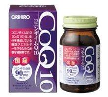 Viên uống bổ sung CoQ10 Orihiro Nhật Bản 90 viên