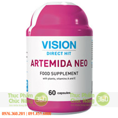 Artemida - Bộ chuyên sâu nữ giới