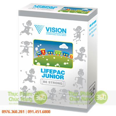 Thực phẩm chức năng Vision Lifepac Junior Be Strong