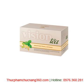Vision tea Bồ đề và bạc hà