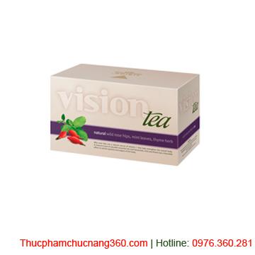 Vision tea Tầm xuân và cỏ xạ hương