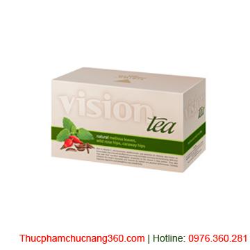 Vision tea Xả và tầm xuân