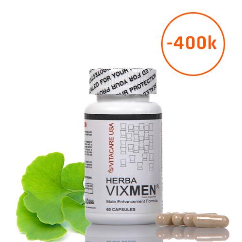 Sản phẩm Herba vixmen chính hiệu